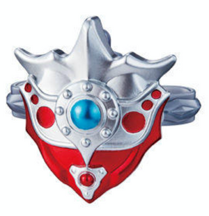 CSTOYS INTERNATIONAL:Ultraman Taiga: Candy Toy SG Ultra Taiga Accessory 02 - 06 Ultraman Leo Let