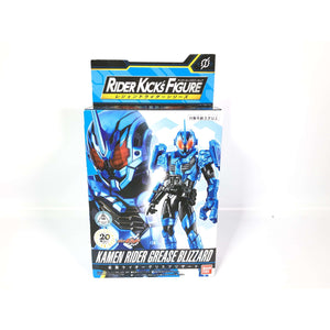 CSTOYS INTERNATIONAL:3000000418994[BOXED]Kamen Rider Zi-O: RKF Kamen Rider Grease Blizzard