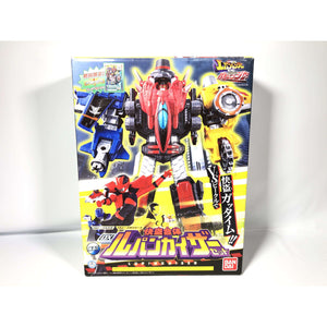 CSTOYS INTERNATIONAL:3000000419991[BOXED] Lupinranger vs. Patranger: DX Lupinkaiser Set
