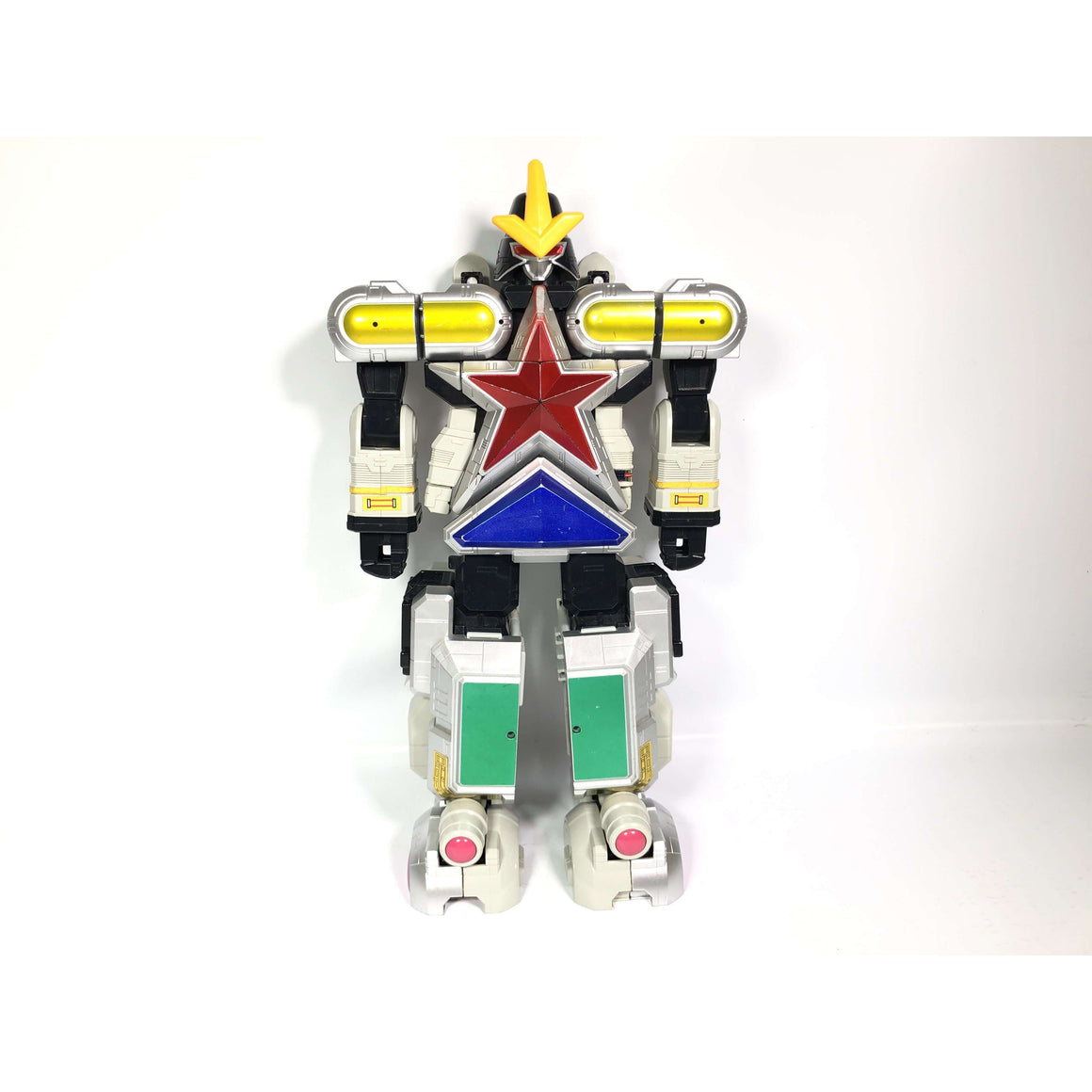 CSTOYS INTERNATIONAL:3000000420256[LOOSE] Choriki Sentai Ohranger: DX Ohblocker (RARE)剣欠品