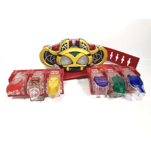 CSTOYS INTERNATIONAL:3000000420430[LOOSE] Kamen Rider Kiva: DX Kivat Belt