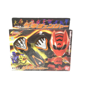 CSTOYS INTERNATIONAL:3000000421055[BOXED] Jyuken Sentai Gekiranger: DX Geki Changer