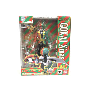 CSTOYS INTERNATIONAL:3000000421062[BOXED] Gokaiger: S.H.Figurarts Gokai X'mas
