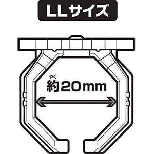 CSTOYS INTERNATIONAL:[LOOSE] Kamen Rider Wizard LL Size Ring Extension (20mm)