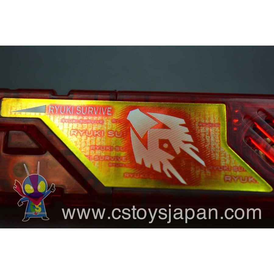 CSTOYS INTERNATIONAL:[LOOSE] Kamen Rider W DX Sound Capsule Gaia Memory Vol.8 #06 Ryuki Survive
