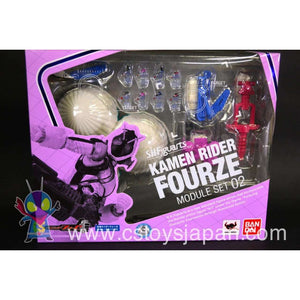 CSTOYS INTERNATIONAL:S.H.Figuarts Kamen Rider Fourze MODULE SET 02