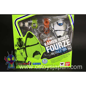 CSTOYS INTERNATIONAL:S.H.Figuarts Kamen Rider Fourze MODULE SET 03