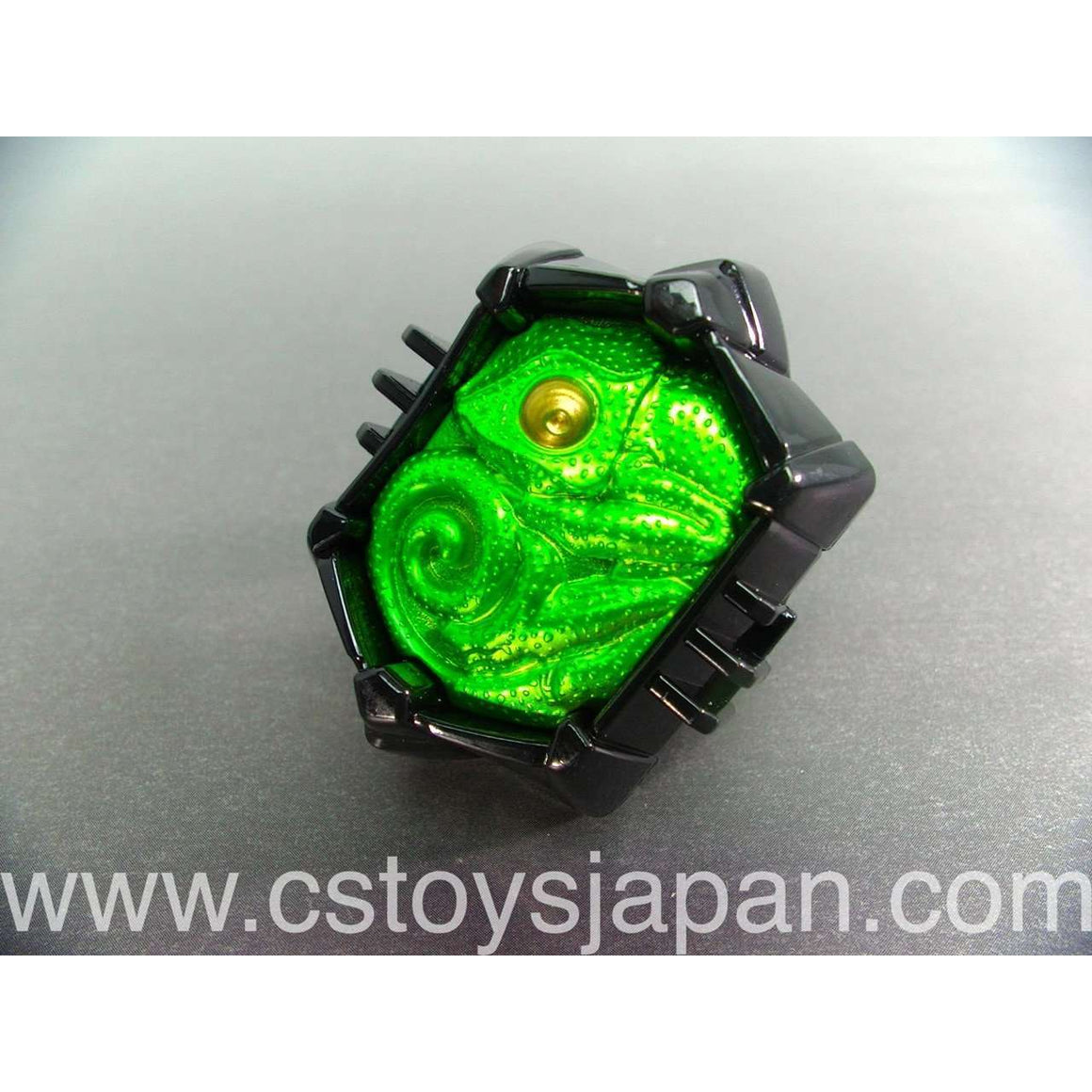 CSTOYS INTERNATIONAL:Kamen Rider Wizard Capsule Toy Wizard Ring 06 Chameleo Wizard Ring
