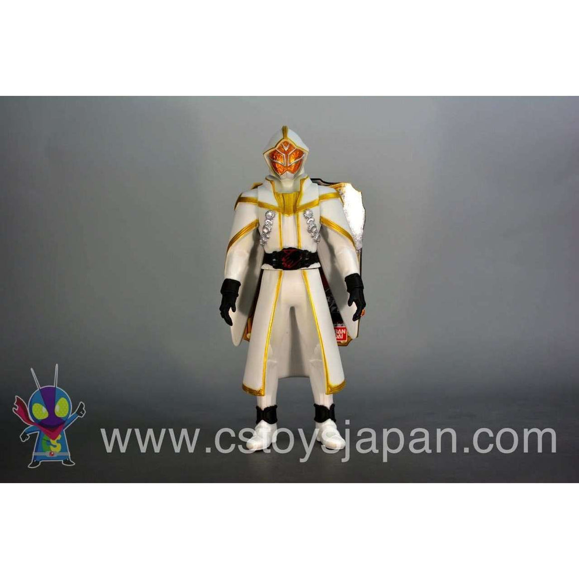 CSTOYS INTERNATIONAL:Kamen Rider Wizard RHS EX Shiroi Mahoutsukai