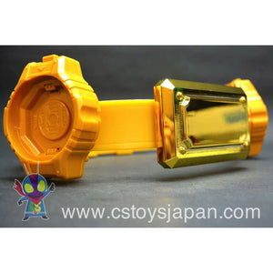 CSTOYS INTERNATIONAL:[BOXED] Shuriken Sentai Ninninger: Shuriken Souchaku Ninnin Buckle with Shironinger Shuriken