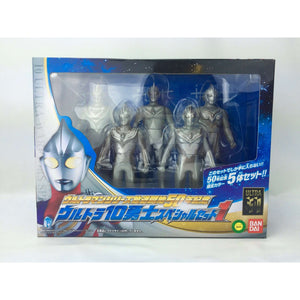 CSTOYS INTERNATIONAL:Ultraman Series 50th Anniversary Ultra 10 Hero Special Set 01
