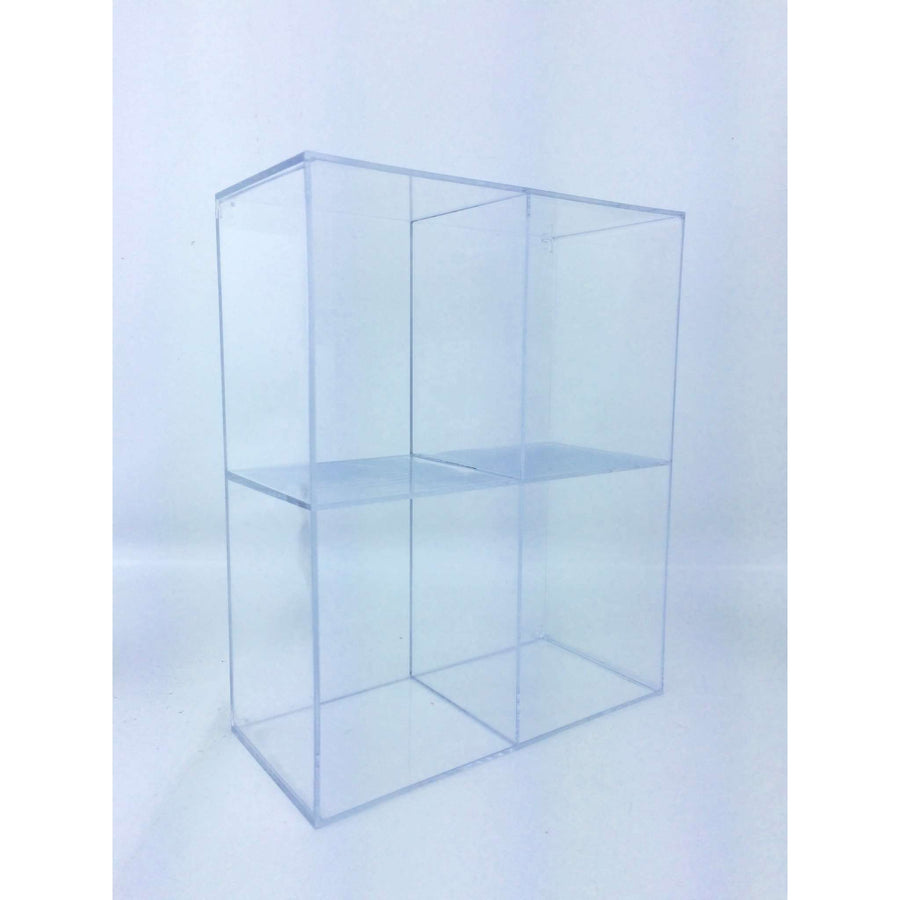 CSTOYS INTERNATIONAL:Display Utility: Clear Plastic Collection Case #1