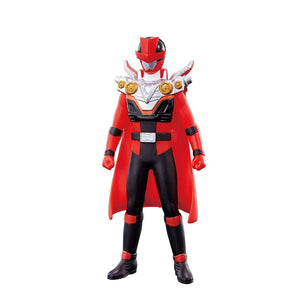 CSTOYS INTERNATIONAL:Lupinranger vs. Patranger: SHS Super Lupin Red