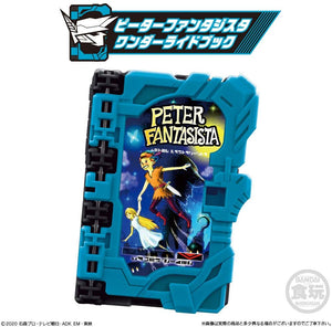 Kamen Rider Saber: Collectable Wonder Ride Book SG02 - 02. Peter Fantasista Wonder Ride Book