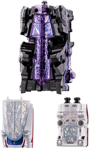 CSTOYS INTERNATIONAL:Mashin Sentai Kiramager: Robo Series 02. Mashin Gattai DX King Express Set