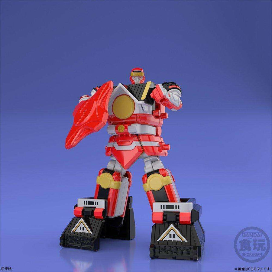 CSTOYS INTERNATIONAL:Super Minipla Ninja Gattai Muteki Shogun Set