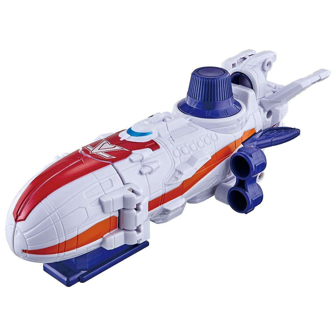 CSTOYS INTERNATIONAL:Lupinranger vs. Patranger: VS Vehicle Series DX Magic Dial Fighter