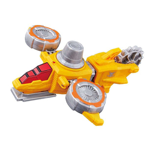 CSTOYS INTERNATIONAL:Lupinranger: VS Vehicle Series DX Yellow Dial Fighter