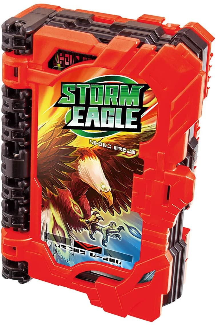 Kamen Rider Saber: DX Storm Eagle Wonder Ride Book