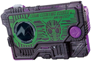 CSTOYS INTERNATIONAL:[Feb 2020] Kamen Rider 01: DX Crime Counting Double Progrise Key