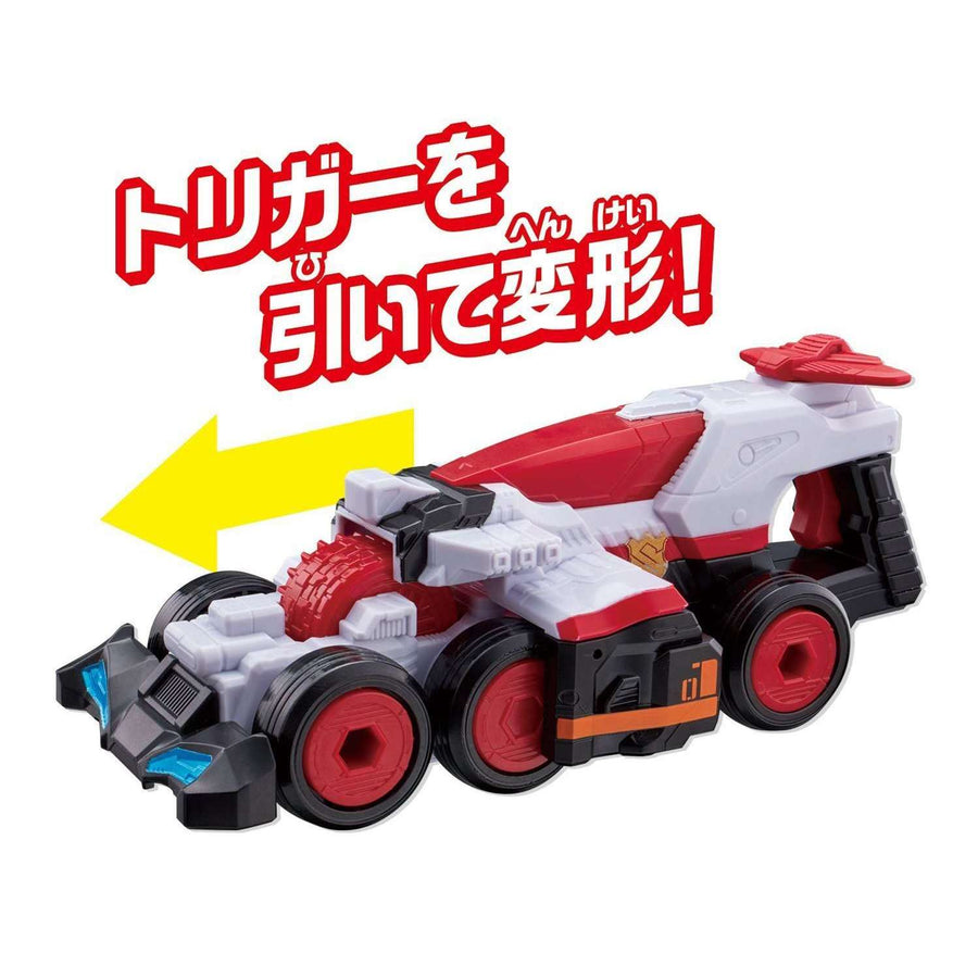 CSTOYS INTERNATIONAL:Patranger: VS Vehicle Series DX Trigger Machine #01