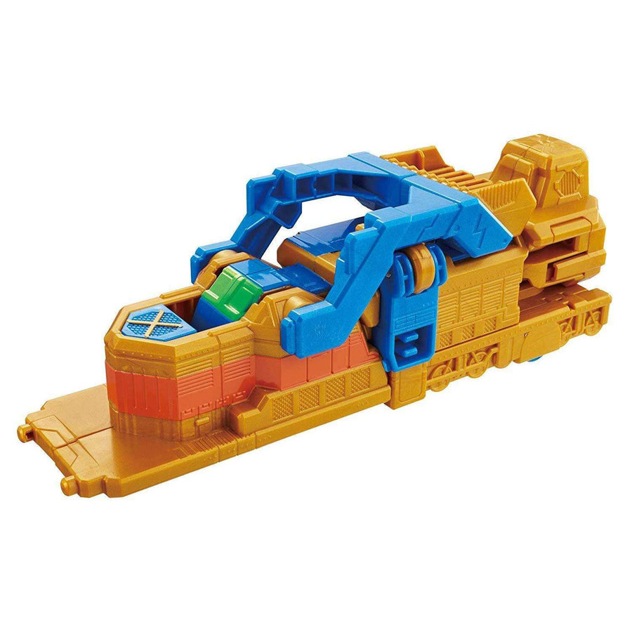 CSTOYS INTERNATIONAL:Lupinranger vs. Patranger: VS Vehicle Series DX X Train Thunder