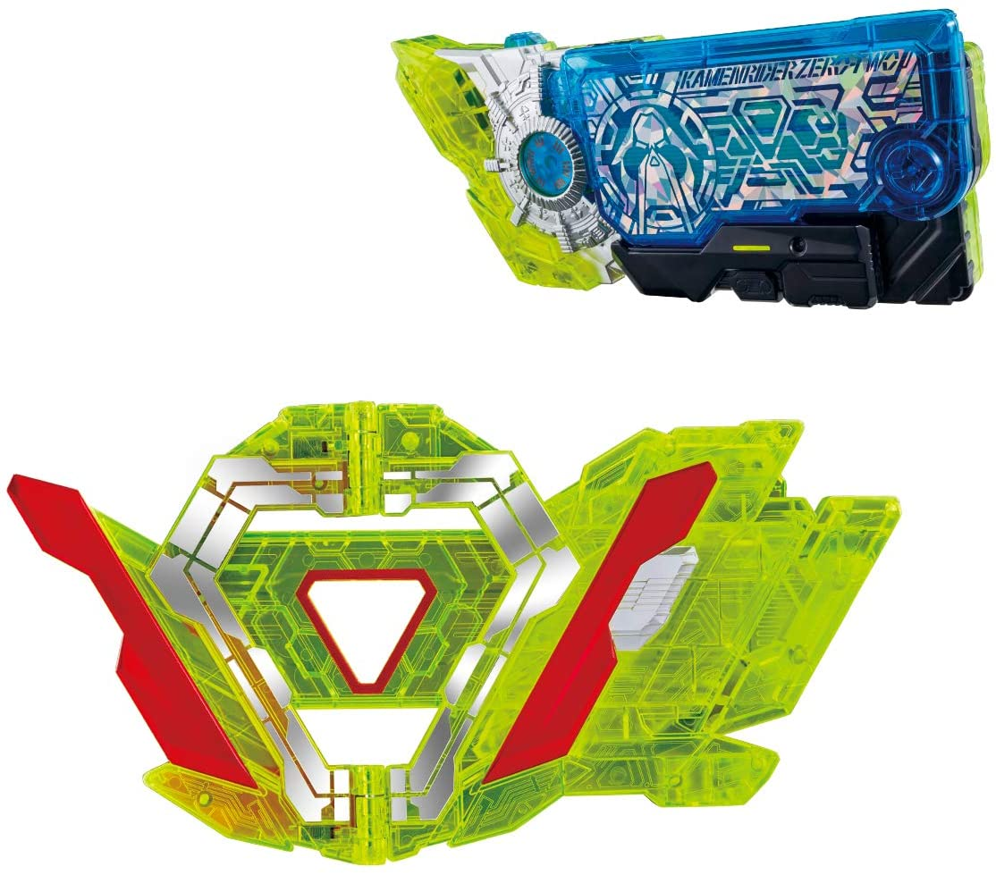Kamen Rider 01: DX Kamen Rider Zero-Two Progrise Key & Zero-Two Driver Unit