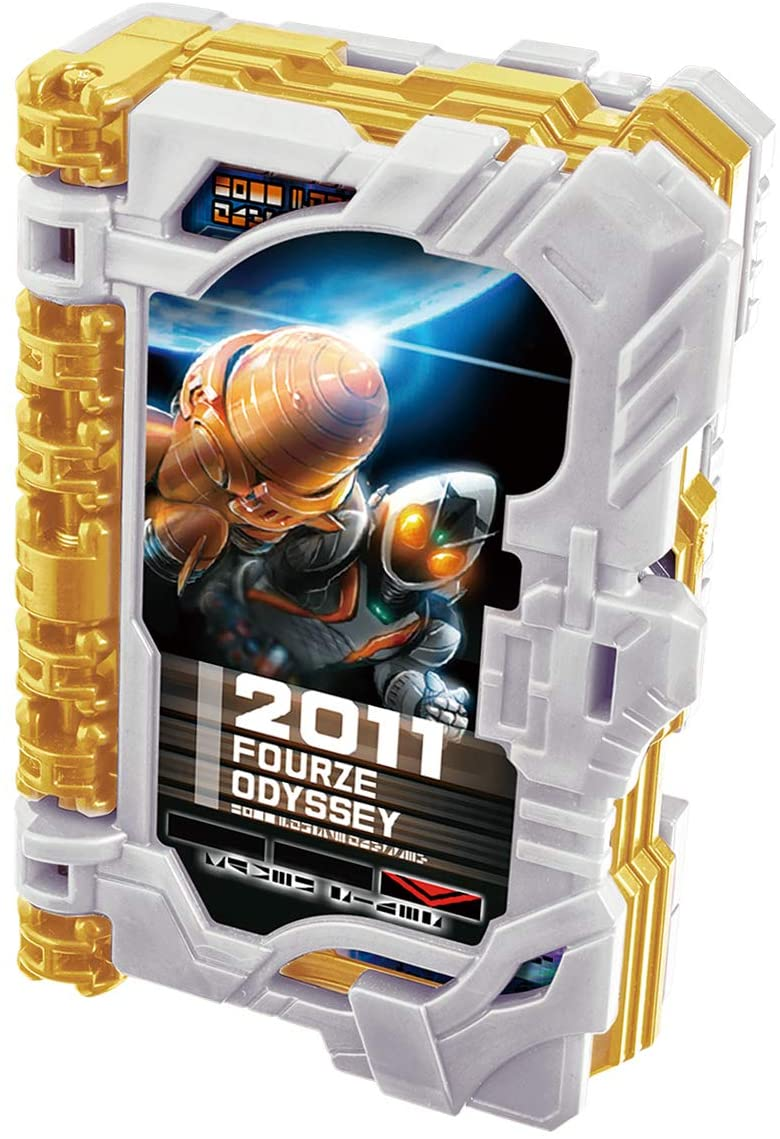 Kamen Rider Saber: DX 2011 Fourze Odyssey Wonder Ride Book