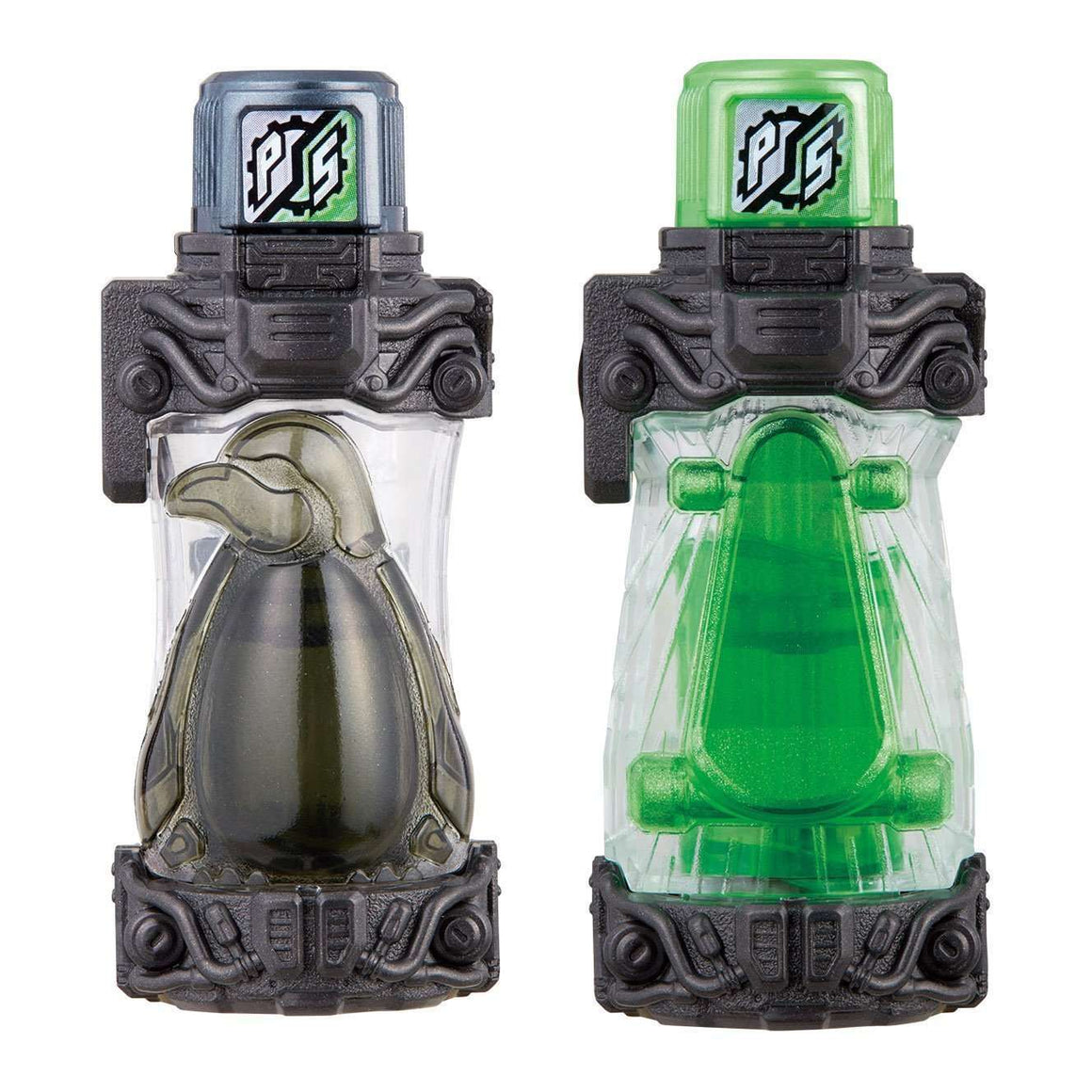 CSTOYS INTERNATIONAL:Kamen Rider Build: DX PenguinSkater Full Bottle Set
