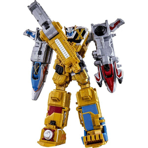 CSTOYS INTERNATIONAL:Lupinranger VS Patranger: DX Emperor Set (With X Changer & X-Train Fire & X-Train Thunder)