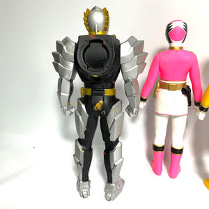 [LOOSE] Goseiger: SHS 01-06 Vinyl Figure Set of Seven