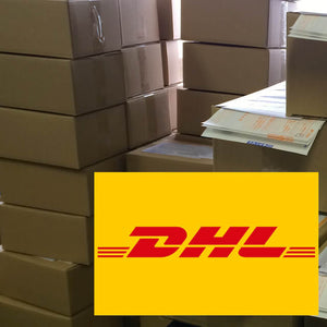 DHL Upgrade for US Customers: 500 YEN