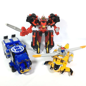 CSTOYS INTERNATIONAL:[LOOSE] Go-Busters: DX Go-Buster Oh