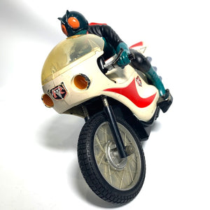 [LOOSE] Kamen Rider: RC Machine Cyclone with Kamen Rider Ichigo (Sakurajima Ver.)