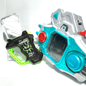 [LOOSE] Kamen Rider Ex-Aid: DX Buggle Driver Ⅱ & Kamen Rider Chronicle Gashat