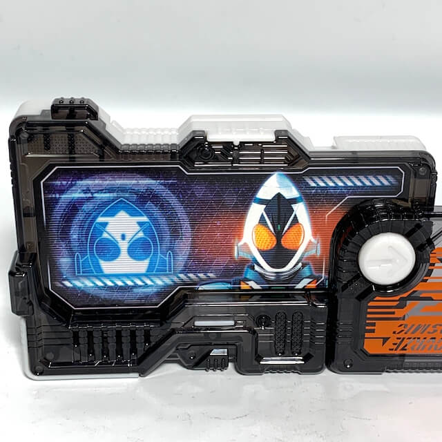 [LOOSE] Kamen Rider 01: Space Coming Fourze Progrise Key (Promotional Item, RARE)