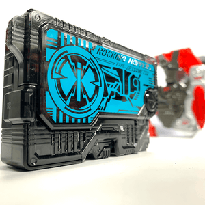 [BOXED] Premium Bandai Exclusive - Kamen Rider Zero-One DX Cycloneriser