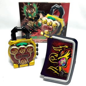 [BOXED] Kamen Rider Gaim: DX Yomotsuheguri Lockseed (Demo-used Only)
