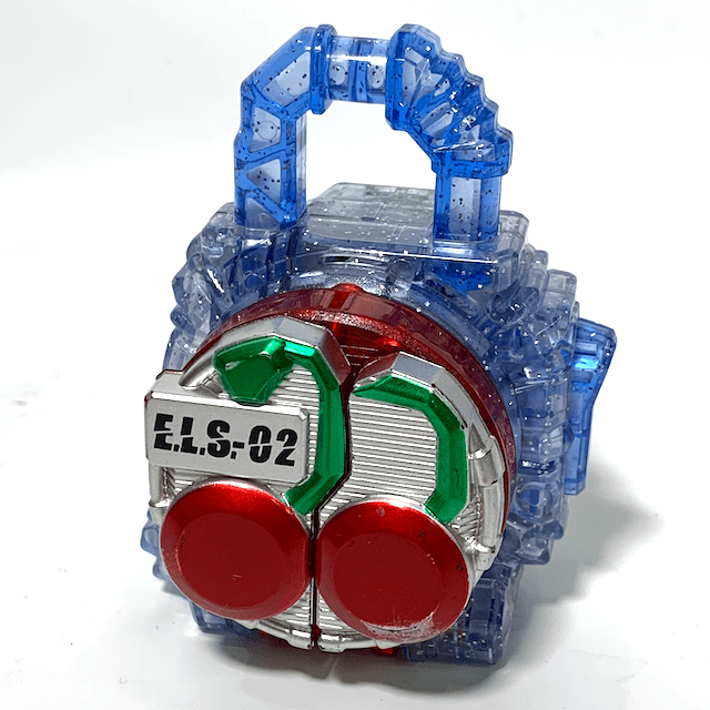 [LOOSE] Kamen Rider Gaim: E.L.S.-02 DX Cherry Energy Lockseed (with Minor Scratch)