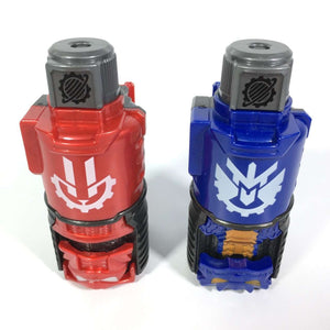 CSTOYS INTERNATIONAL:[LOOSE] Kamen Rider Build: DX Rabbit Evol Bottle & Dragon Evol Bottle