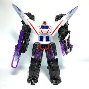 [LOOSE] Kiramager: Robo Series 02. Mashin Gattai DX King Express Set