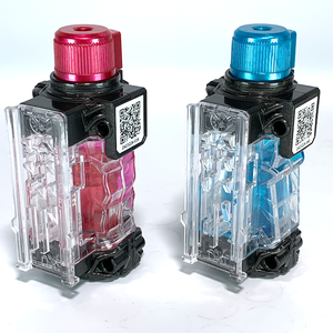 [LOOSE] Kamen Rider Build: DX Rose Copter Full Bottle Set