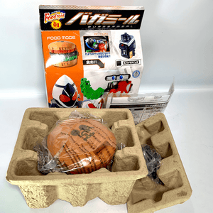 [BOXED] Kamen Rider FOURZE: DX Burgermeal (#6 Camera Switch included)