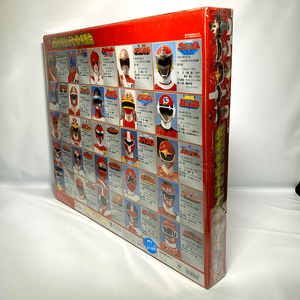 [BOXED] Super Sentai Series 25th Anniversary Red Ranger BOX SET