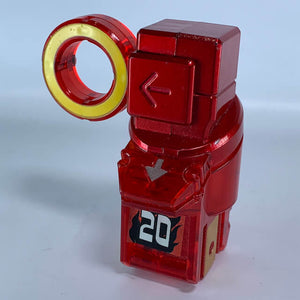 [LOOSE] KR Fourze: Candy Toy Astro Switch #20 Fire Switch