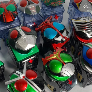 [LOOSE] Kamen Rider Fourze: Astro Switch Legend Rider Ver. Random Set (Mixed with both DX & Candy Toys)