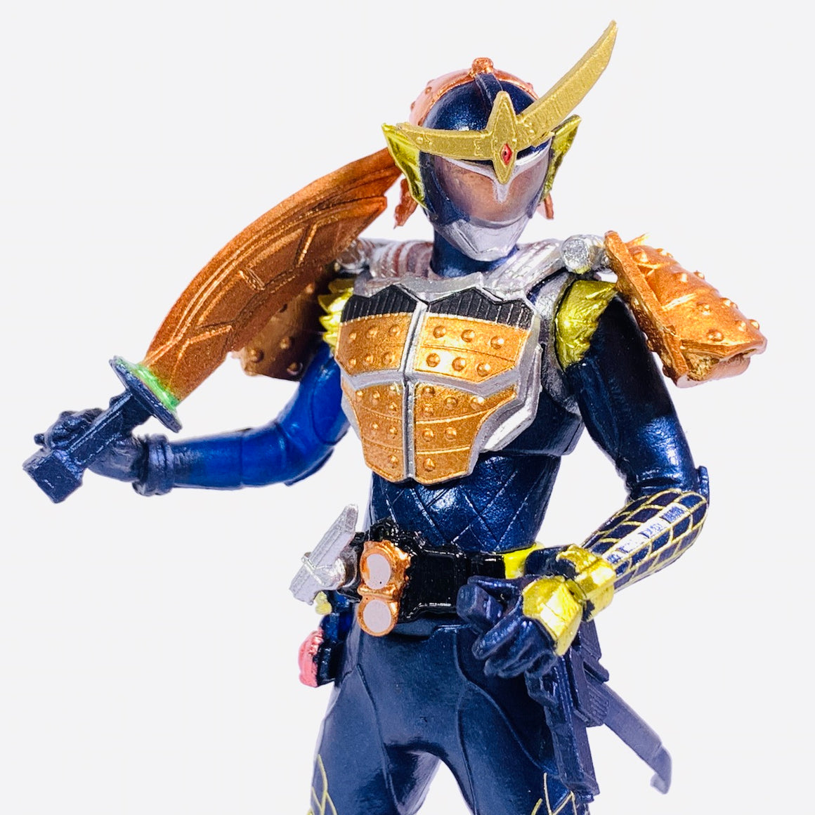 CSTOYS INTERNATIONAL:HG Kamen Rider NEW EDITION Vol.01 - 03. Kamen Rider Gaim