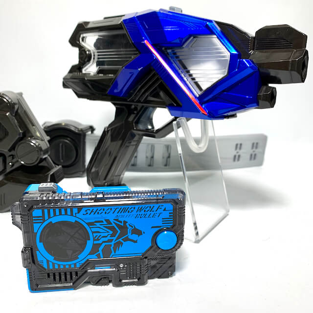 [LOOSE] Kamen Rider 01: DX AIMS Shot Riser (A)