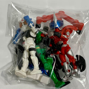 [LOOSE] Candy Toy 66 Action Kamen Rider Random 23 Mini Figure Set (Mr.S Collection)