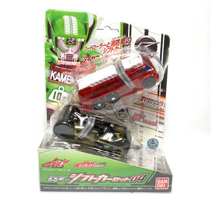 CSTOYS INTERNATIONAL:[BOXED & SEALED] Kamen Rider Drive: DX Shift Car Set 04